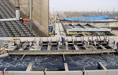 威乐水泵在郑州王新庄污水厂的应用