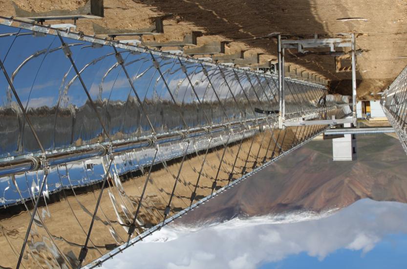 威乐WILO水泵在高原地区槽式太阳能采暖工程的应用